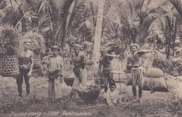 ASIE----INDONESIE----Buitenzorg 1108 Rontventers--voir 2 Scans - Indonesia