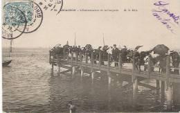 L EMBARCADERE DE LA CHAPELLE - Arcachon