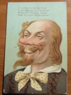 Humour - Le Blairgerac - Vers 1900 - Colorisée - Humor