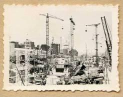 75 PARIS -  Photo Foire Exposition 1950 - Grue - Photo 4.5 Cm X 5.5 Cm - Lieux