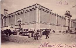 Département 34: BÉZIERS - Les Halles - Beziers