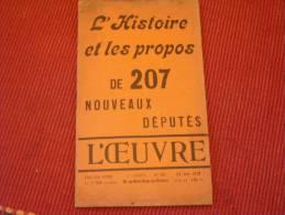L'Oeuvre 23 Juin 1910 - Periódicos