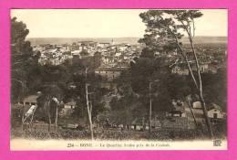 Bone - Le Quartier Arabe Pris De La Casbah - ND PHOT - NEURDEIN - Annaba (Bône)