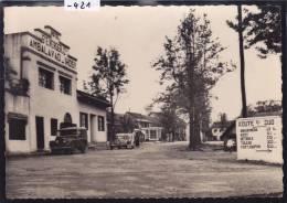 Ambalavao - L´Hôtel Verger - Voitures Vers 1957 Indicateur De La Route Du Sud ; Form. 10 / 15 (-421) - Madagascar