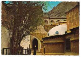 ASIA ISRAEL SINAI  ST. CATHERINE ABBEY, THE BURNINIG BUSH Nr. 744/2 OLD POSTCARD - Israel
