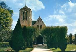 27 - La Saussaye : Son église - Andere Gemeenten