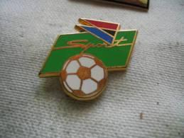 Pin´s  Sport, Football.  Pin's BALLARD - Calcio