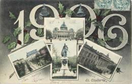 BELLE CPA : SAINT-ETIENNE ANNEE 1906 LOIRE - Saint Etienne