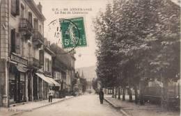 ANNEMASSE LA RUE DU COMMERCE 74 - Annemasse