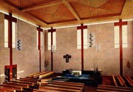 AK Essen-Überruhr, Katholische Pfarrkirche St. Maria Heimsuchung, Beschrieben - Essen