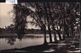 Antsirabe (1420 M) - Le Vichy De L'Océan Indien - La Mosquée Et La Promenade Du Lac -  Ca 1957 (-426) - Madagascar
