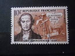 FRANCE N°1013 Oblitéré - Frankreich