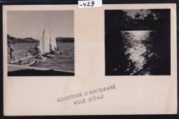 Souvenir D´Antsirabé Ville D´eau - En 1957 (-429) - Madagascar