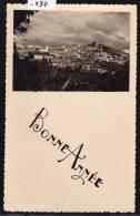 Fianarantsoa : Vue Générale Sur Vœux De Bonne Année 1957 (-437) - Madagascar