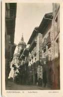 ESPAGNE FUENTERRABIA CALLE MAYOR - Spain
