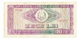 10 Lei - Zece Lei - Roumanie