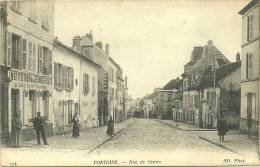 PONTOISE - Rue De Gisors - Pontoise