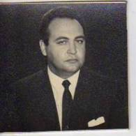 HOMBRE  FOTO CARNET CIRCA 1960 ARGENTINA  OHL - Anonymous Persons
