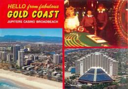 CPSM Australie-Hello From Fabulous Gold Coast-Jupiters Casino Broadbeach   L1140 - Gold Coast