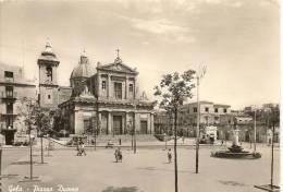SICILIA -  GELA  (CALTANISETTA) - Piazza Duomo - Caltanissetta