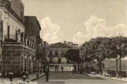 SICILIA -  BUTERA  (CALTANISETTA) - Piazza Dante - Caltanissetta