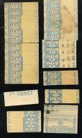Document-4237   Lot De   Ticket - Europe