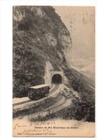 74-----chemin De Fer Electrique Du Salève--voir 2 Scans - Autres Communes