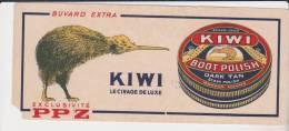 Buvard Cirage Kiwi - Löschblätter, Heftumschläge