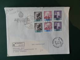 IT   711   LETTRE  1984 - San Marino