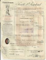 PARIS Societe St RAPHAEL Quinquina  15.11.1948 - 1900 – 1949