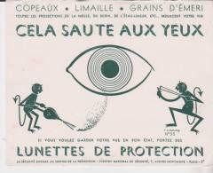 Buvard Lunette De Protection - Vloeipapier