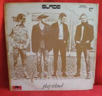 Play It Loud Slade 33 Tours - Disco & Pop