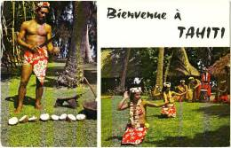Bienvenue à Taihiti - Scènes De La Vie Polynésienne - Tahiti