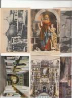 DC115-ISRAEL-LOT 6 AKn 1920er-1930er:Kreuzauffin Dungkapelle,Aksa Moschee,Jerusalem,St.Ann, Grabenskapelle,Heiligensg Ra - Israele