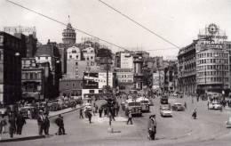 Istanbul Galata, Gelaufen 1962 Von Istanbul (Türkei) > Waldkirchen (Germany) - Türkei