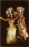 Magnifiques Costumes De Danse Du Groupe Heiva - Tahiti