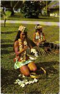 Charmant Concours De Tressage - Tahiti