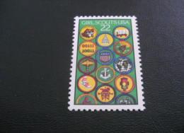 F1681- Stamp MNH Usa -girls Scout  Sc. 2251 - Scouting