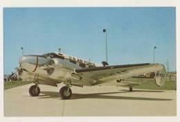 Aviation - US Air Force Beech C-45H Expeditor - 1946-....: Modern Era