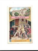 CHROMO  -  CHICOREE  WILLIOT - Chateau De  BLOIS  ( Loire  Et  Cher )  -  Assassinat Du Duc De GUISE - Tea & Coffee Manufacturers