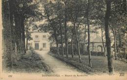 29 - DOUARNENEZ - MANOIR DE KERBERVET - Douarnenez