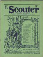 The Scouter, June 1925, The Headquarters Gazette Of The Boys Scouts Association, Magazine - Enfants
