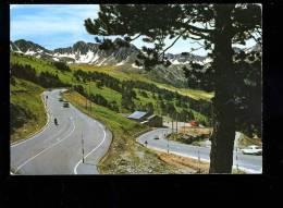 P 2012 11 11 Andorre Montée Au Port D Envalira. Editeur : Commercial Seo 10 - Andorra