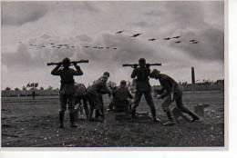 Images De Propagande Allemande SAMMELWERK  N°15 Défense Anti Aérienne 1935  (scan Recto-verso) - Other