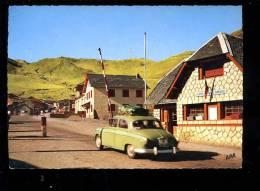 P 2012 11 11 Andorre Frontiere Franco Andoranne, Beau Plan Automobile. Editeur : Apa 144 - Andorra