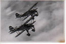 Images De Propagande Allemande SAMMELWERK  N°15 Avions Militaitres  (scan Recto-verso) - Sonstige