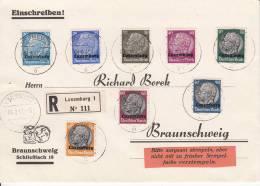 Deutshe Reich - Bezetting 1938-45