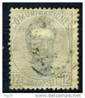 1872, AMADEO I, 25 CTS USADO. BONITO - 1872-73 Reino: Amadeo I