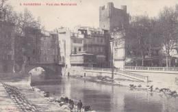 NARBONNE-pont Des Marchands - Narbonne