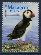 9139 - FRANCE - N° 712 (Y&T) - Macareux Moine - Neuf **. - Adhésifs (autocollants)